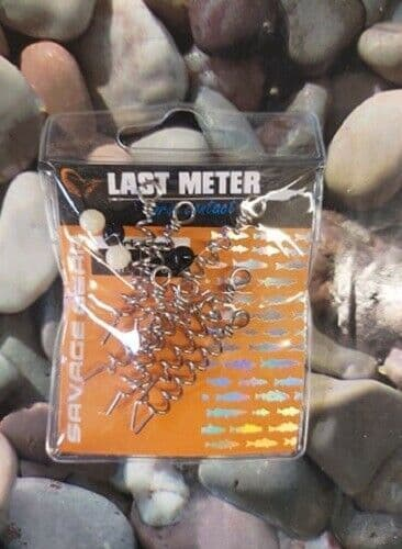 Savage Gear Last Meter - corcksrew Large, for use with soft plastic lures